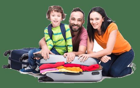 Rodzinne wakacje