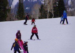 stok narciarski dla dzieci