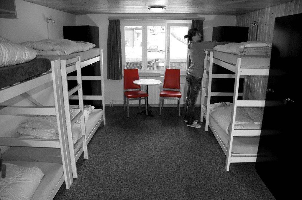 Studenckie wakacje w hostelu