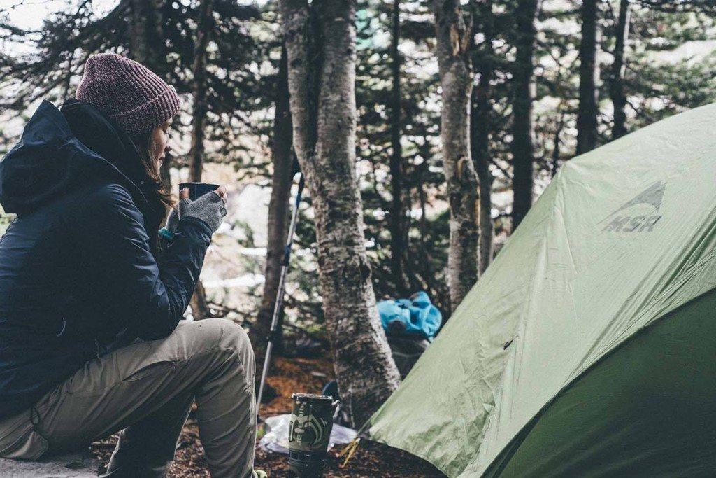 Studenckie wakacje pod namiotem