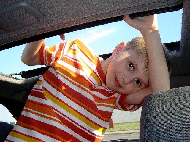 Wakacje z dzieckiem - czym podróżować?