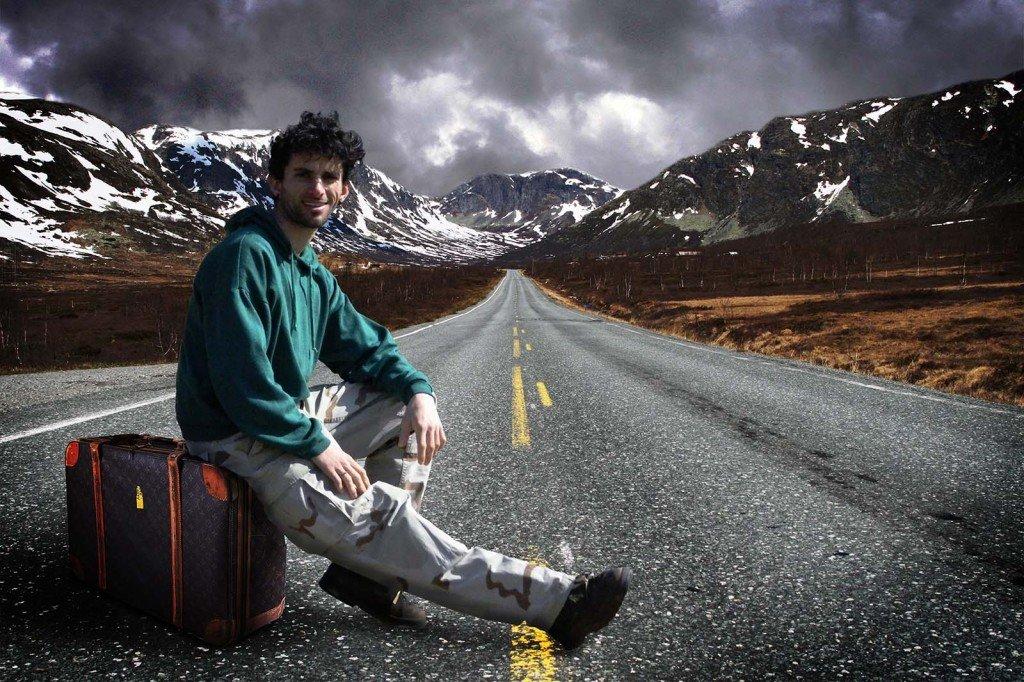 Studenckie wakacje z autostopem i cuchsurfingiem