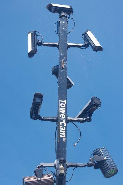 Ochrona kamer