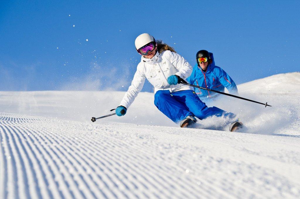 Jazda poza stokiem narciarskim - uważaj!