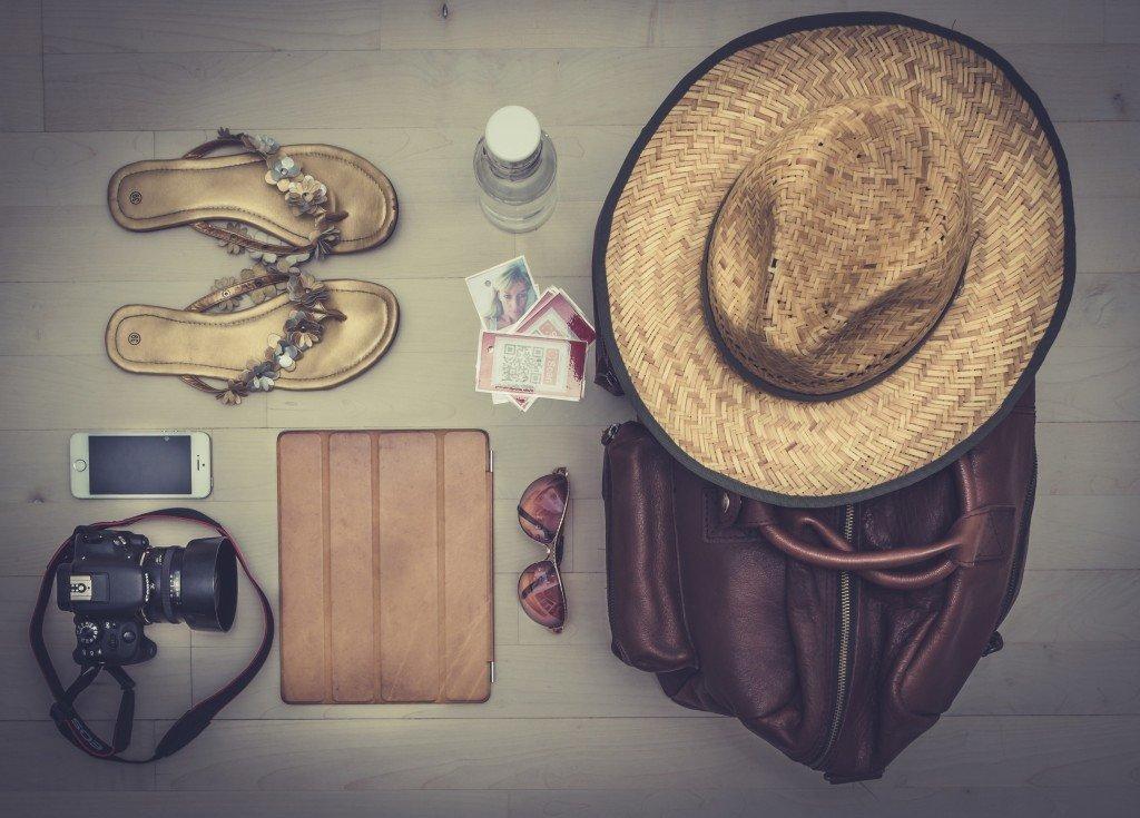 Wyposażenie walizki - co zabrać na wakacje?