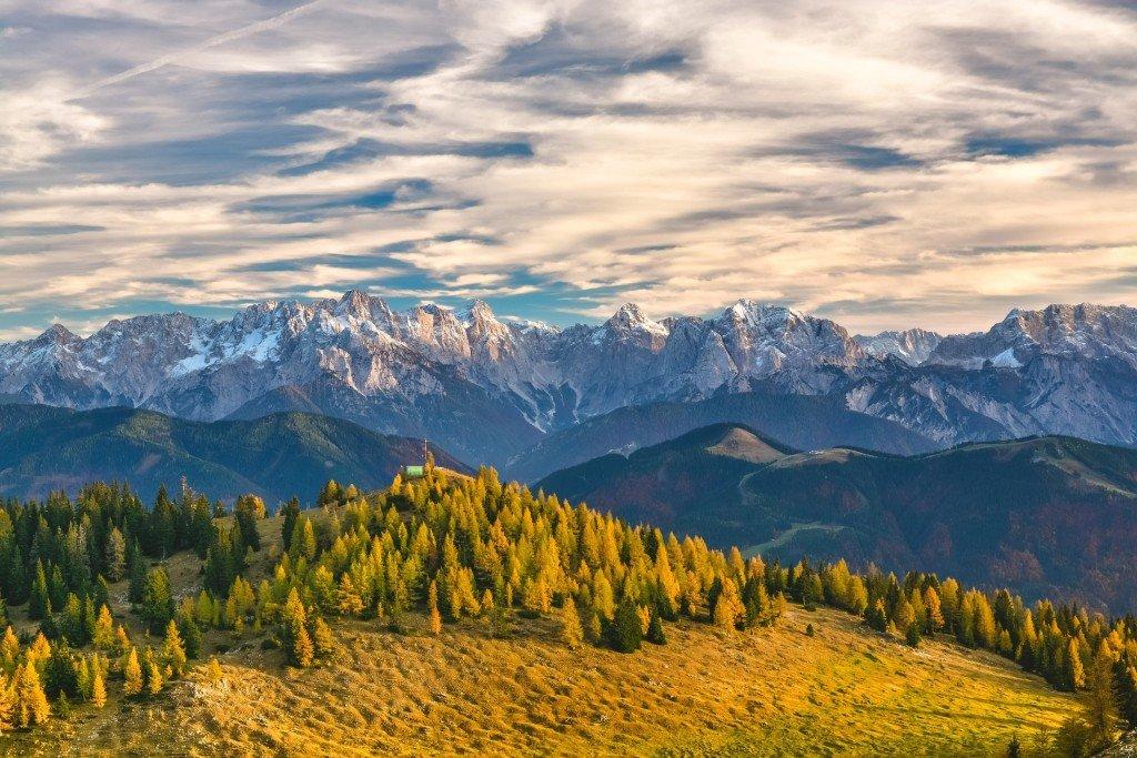 Jakie ubezpieczenie turystyczne do Austrii wybrać w Alpy?