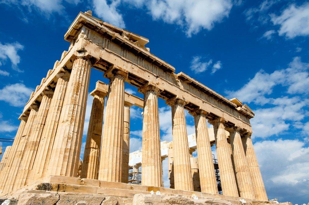 Zwiedzamy Ateny, czyli ubezpieczenie turystyczne do Grecji