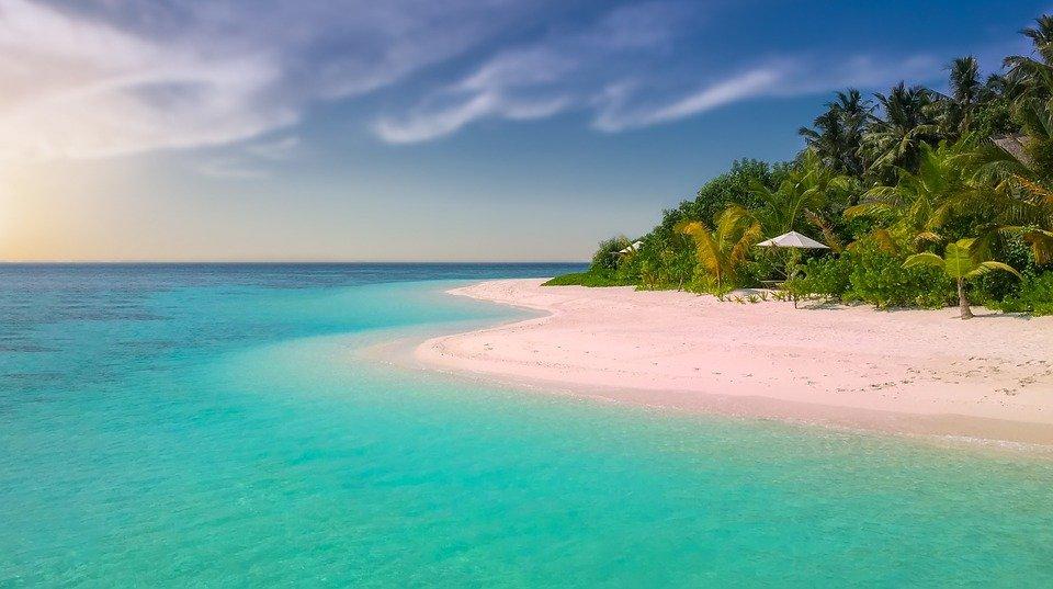 Najpiękniejsze plaże świata - Playa Paraiso