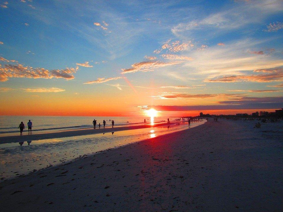 Najpiękniejsze plaże świata - Siesta Beach