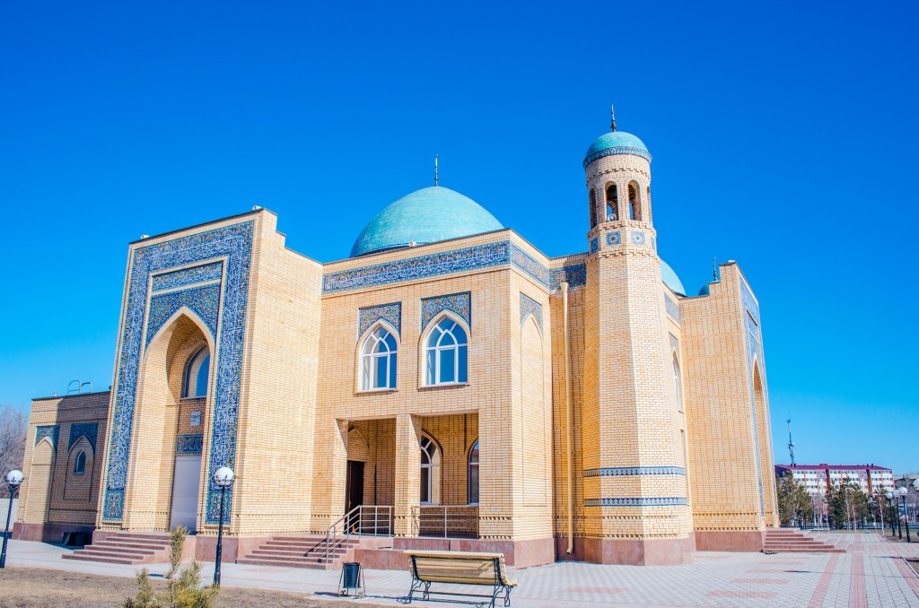Zwiedzanie Azji a ubezpieczenie turystyczne do Kazachstanu