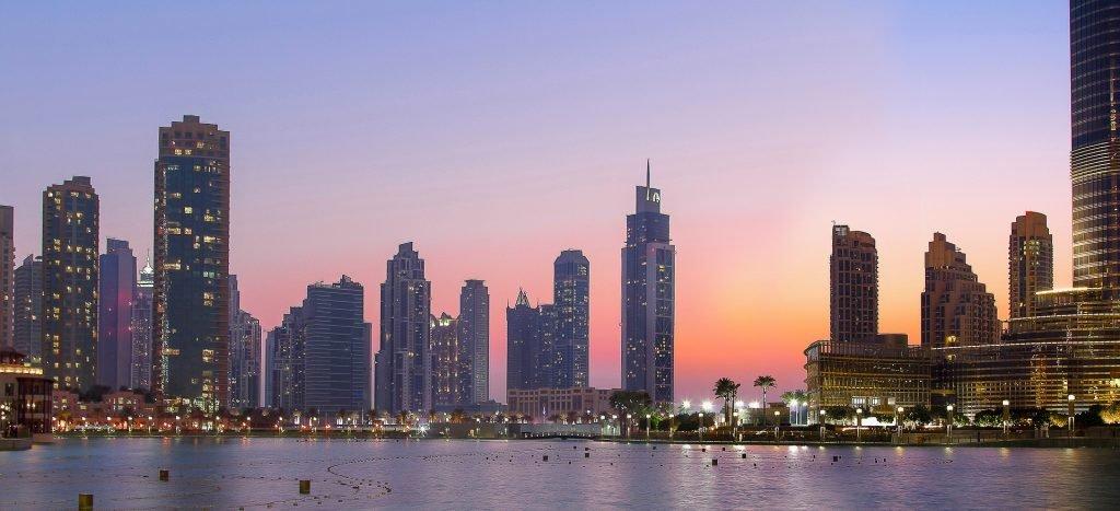 Gdzie pojechać we wrześniu - Dubaj