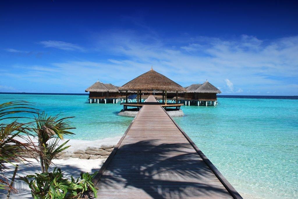 Gdzie pojechać we wrześniu - Malediwy