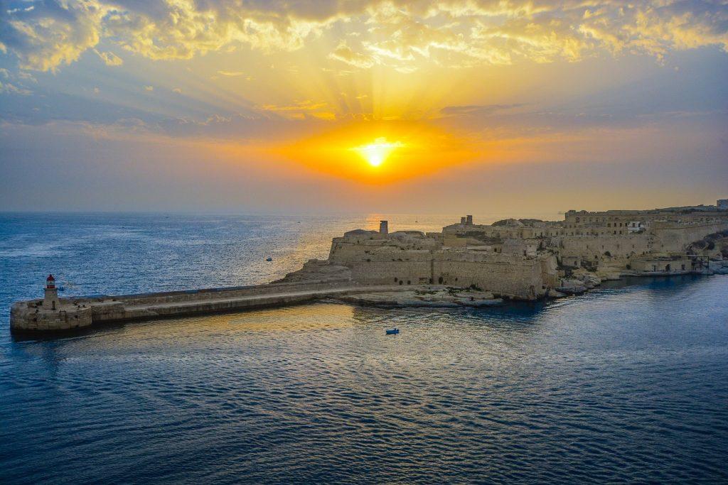Gdzie pojechać we wrześniu - Malta