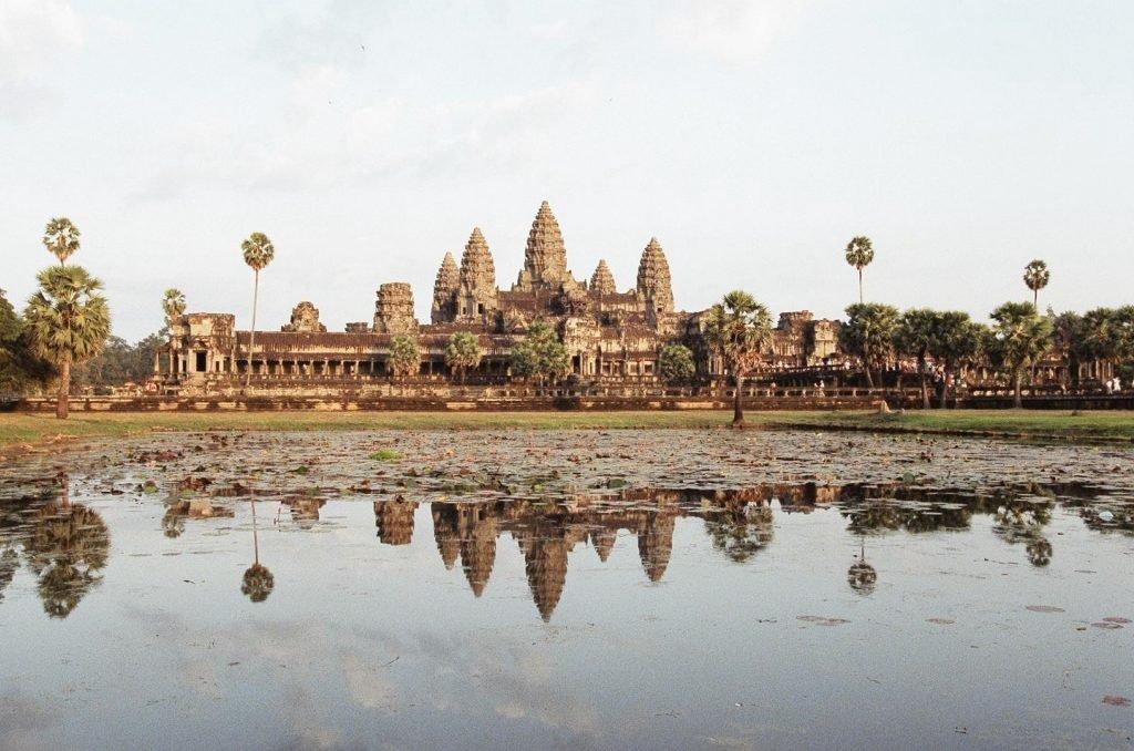 Największe atrakcje turystyczne - Angkor Wat
