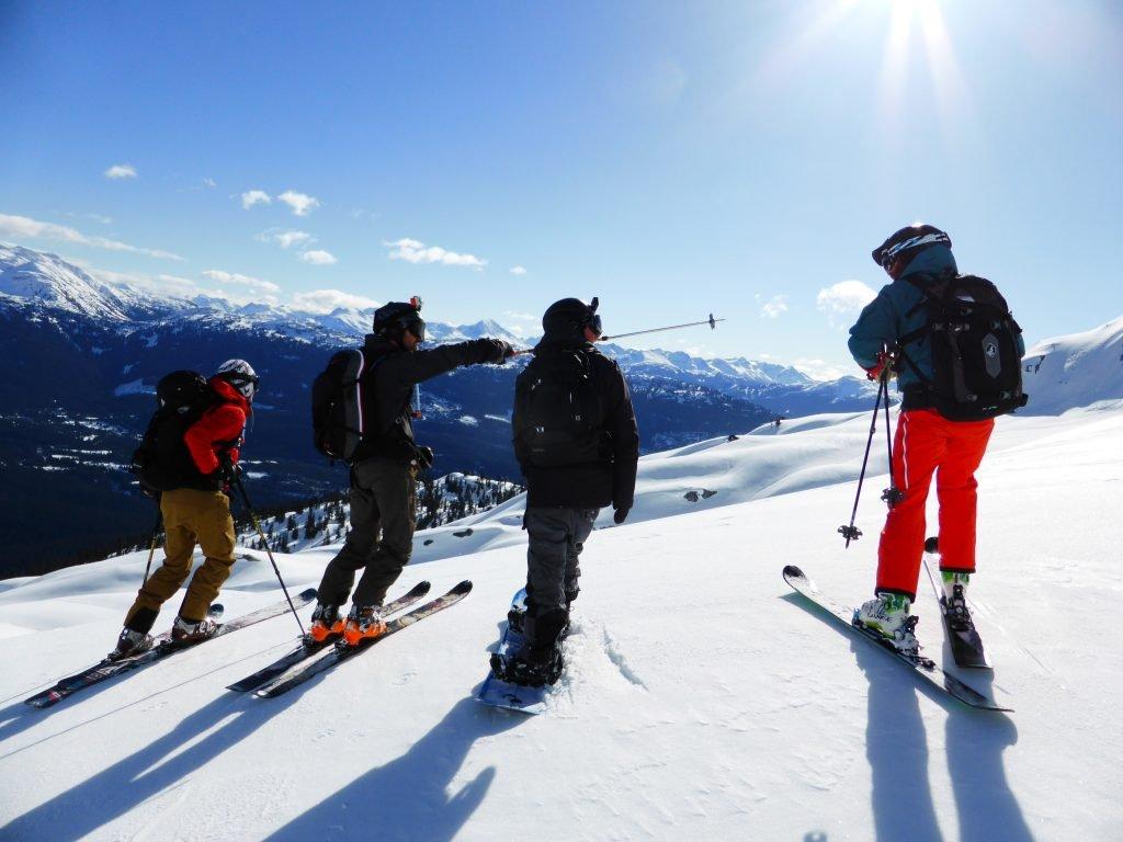 Zaczynamy Przygotowanie do nart