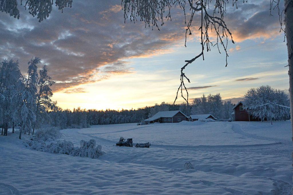 Jak zorganizować Sylwester w Laponii?