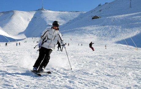 Najlepsze ośrodki na narty w Turcji