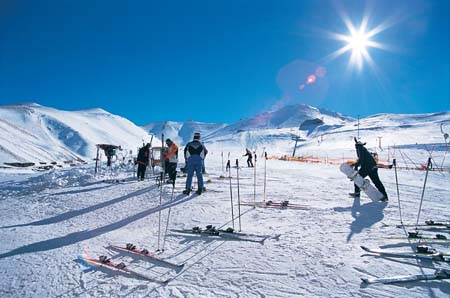 Gdzie na narty w Turcji?