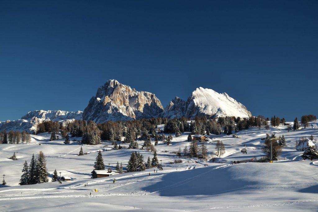 Alpe di Susi na rodzinny wyjazd na narty