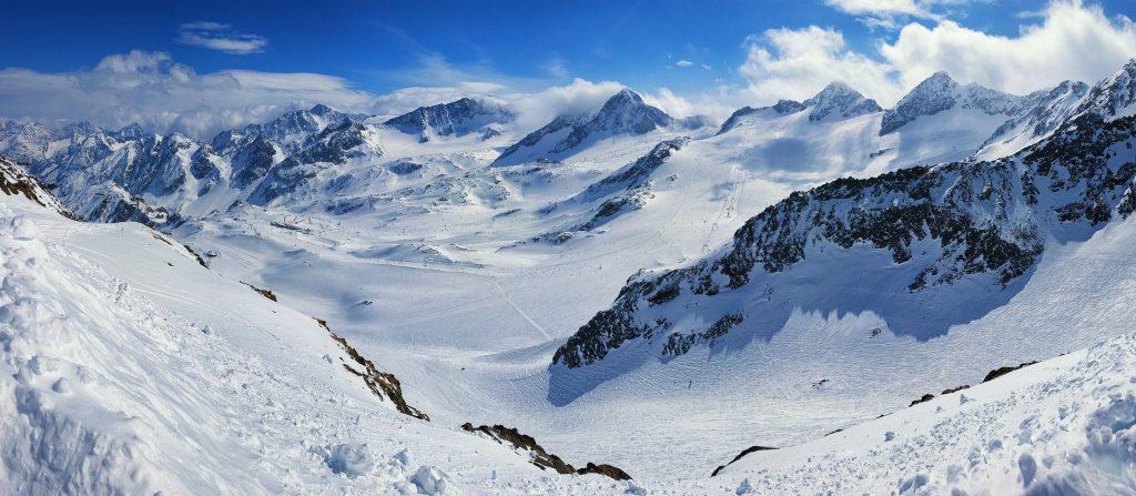rodzinny wyjazd na narty do Doliny Stubai