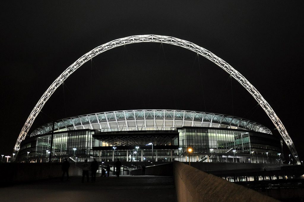 Wembley - najsłynniejsze stadiony świata