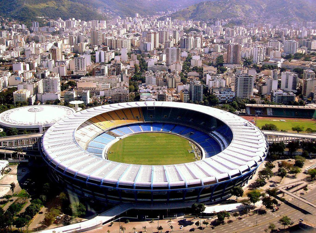 Maracana - najsłynniejsze stadiony świata