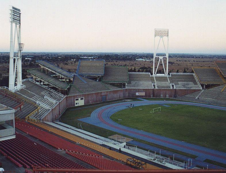 najsłynniejsze stadiony świata - Mmabatho Stadium