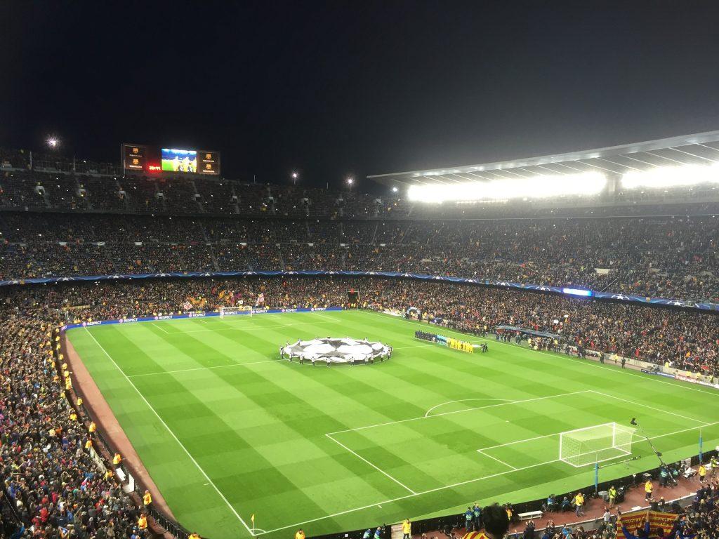 Camp Nou - najsłynniejsze stadiony świata