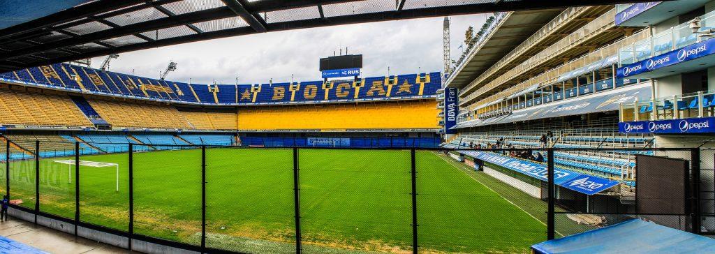 La Bombonera, Argentyna - najsłynniejsze stadiony świata
