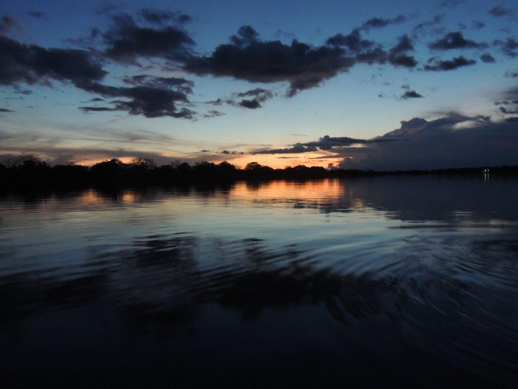 wakacje na odludziu w Puszczy Amazońskiej