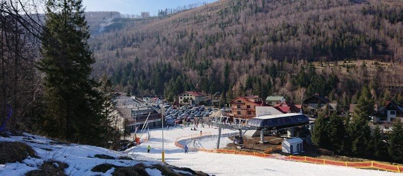 szczyrk mountain resort - narty w Beskidach