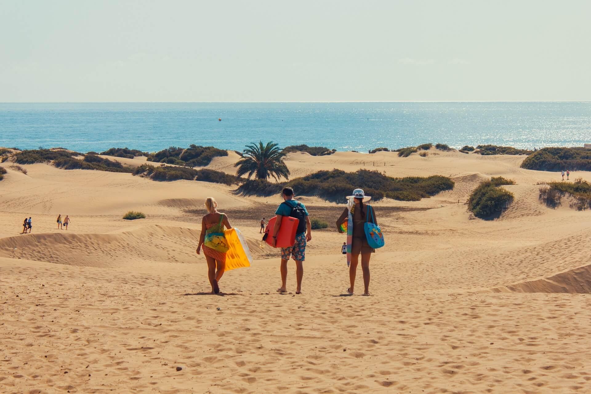 Wakacje na Gran Canaria
