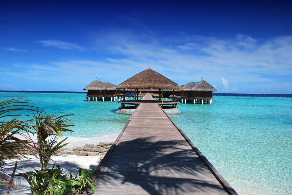 egzotyczne wakacje w sierpniu na Malediwach
