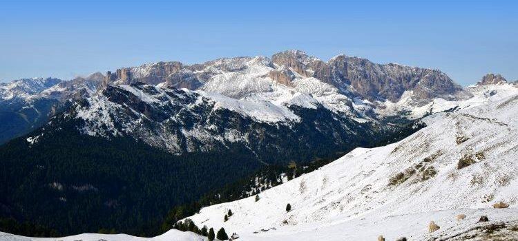 narty w Południowym Tyrolu
