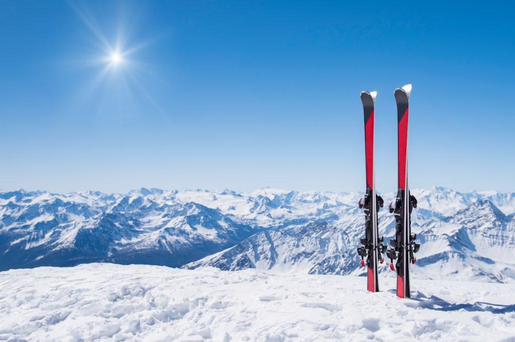 trasy narciarskie dla niewidomych i niedowidzących