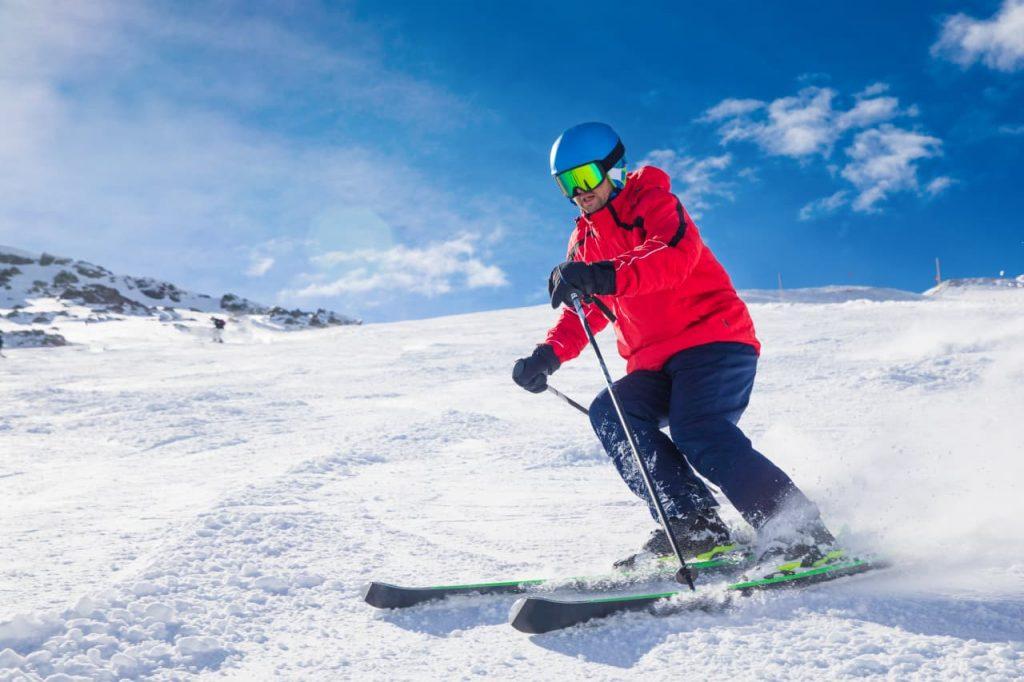 najdłuższe trasy narciarskie w Austrii