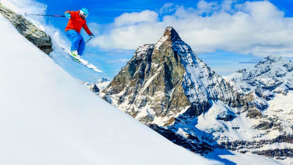 wyjazdy narciarskie na lodowiec